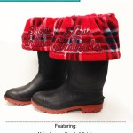 Rain Boot Liners cover